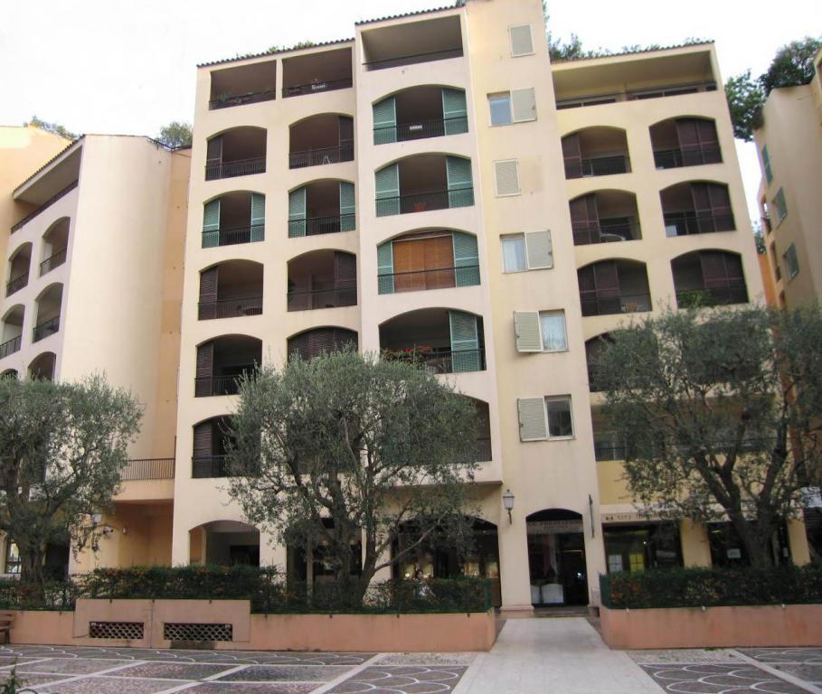 Fontvieille 2 pieces terrasse roof appartement 2 for Agence immeuble