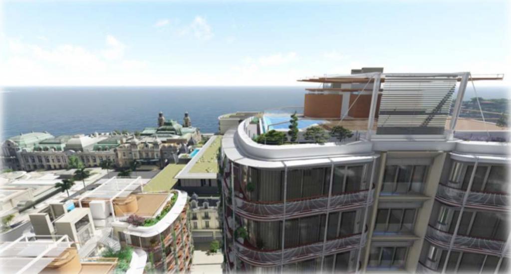 Residence One Monte Carlo 2 3 Bedrooms Apartment Apartment Monaco