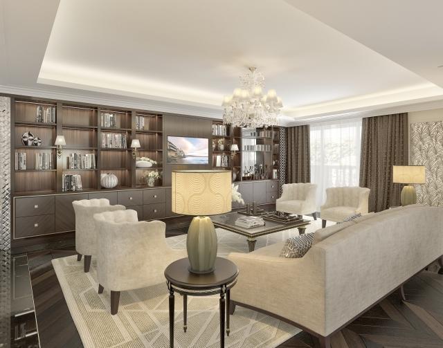 Bien exceptionnel en principaut appartement 5 pi ces monaco for Meilleure exposition appartement