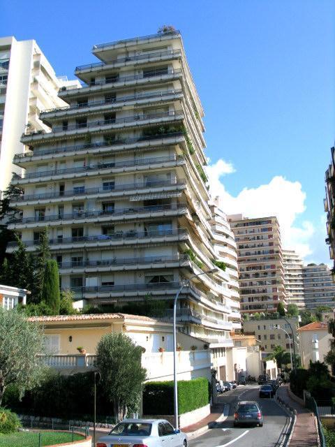 Pleasent One Bedroom Parking Jardin Exotique Apartment 2 Rooms Monaco