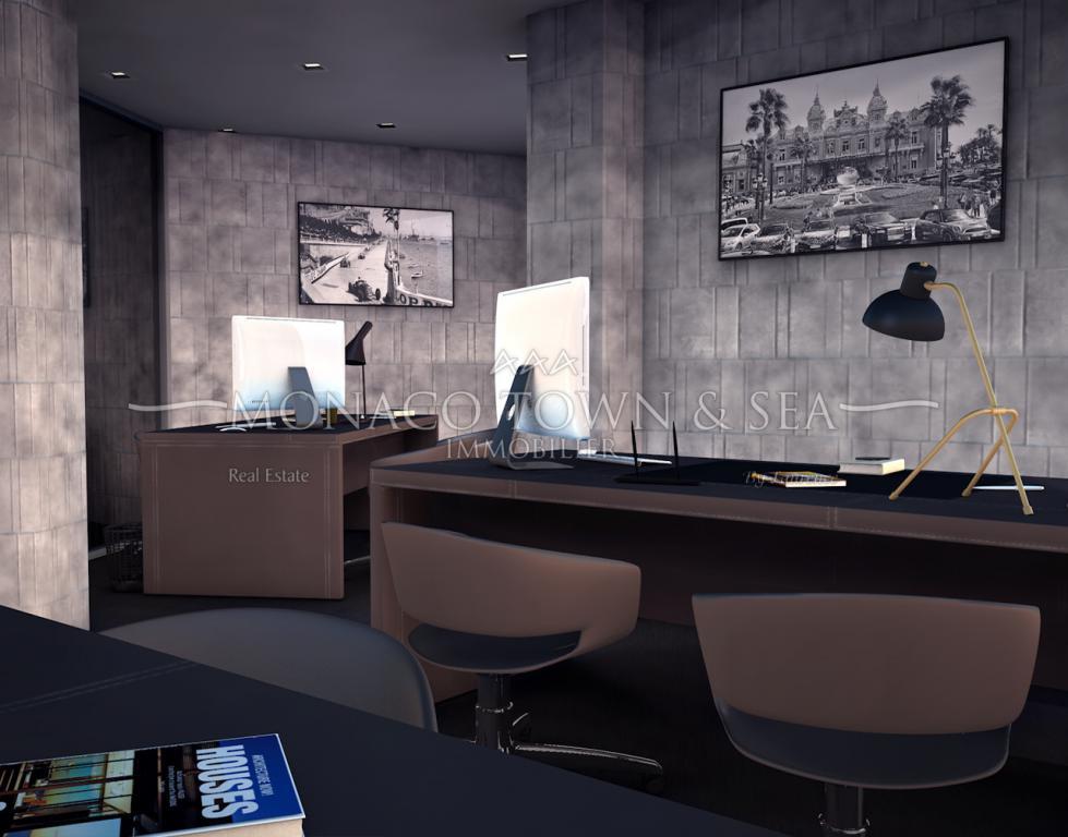 Nouveau bureau entierement renove a louer bureau monaco for Chambre a louer monaco
