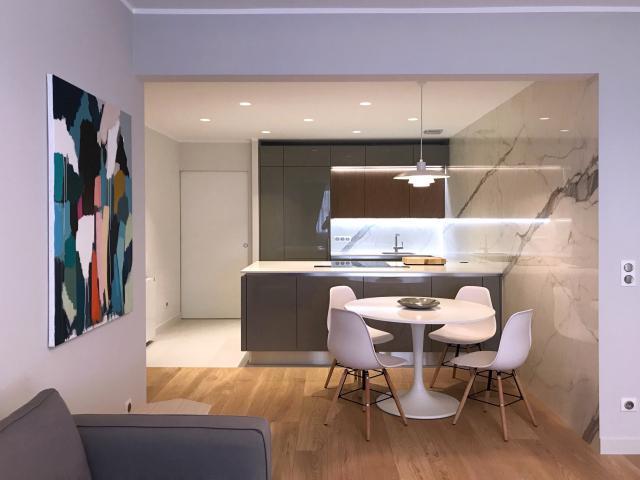 Appartement de ville enti rement r nov appartement 3 for Appartement de ville