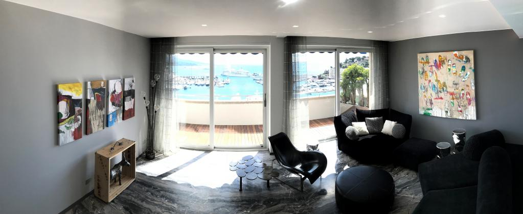 penthouse port hercule grand prix formule 1 penthouse 4 pi ces monaco. Black Bedroom Furniture Sets. Home Design Ideas