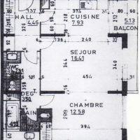 Château Amiral, 2 belle camere, parcheggio