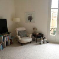 Bd des Moulins nice 1-bedroom last floor