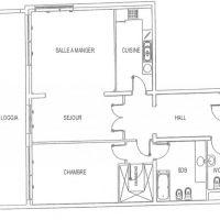 2 rooms Memmo Center