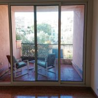 In the quiet and pleasant Fontvieille area, lovely bedsit