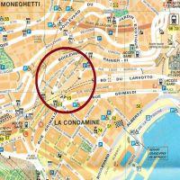 La Condamine - Rue Augustin Vento