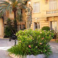 Le Franzido Palace - Boulevard du Jardin Exotique