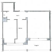 Le Calypso/ Large 1 Bedroom Flat