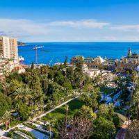 Park Palace: Magnifique Penthouse avec Vue imprenable sur le Casino et Piscine Privée