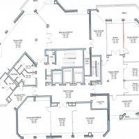 Magnifici uffici su un intero piano con 8 parcheggi e vista mare