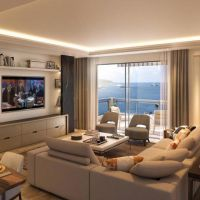 La Réserve - Stunning 3 Bedroom Apartment with Panoramic Sea View