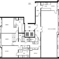 vente appartement 5 Pièce(s)