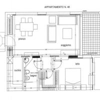 DONATELLO - One bedroom apartment