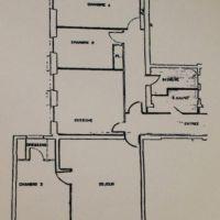 PALAIS SAINT JAMES - 4 Rooms