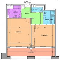 SPORTING RESIDENCE  - 2 Rooms