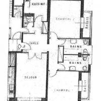 SARDANAPALE - 2 BEDROOMS APARTMENT