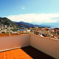 Monaco-Ville : Superb 3 rooms with terraces Roof