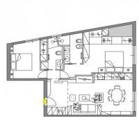 La Rousse / Saint Roman ' Margaret - 2 bedroom apartment