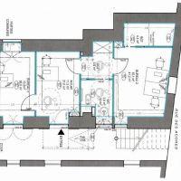 La Condamine ' Renovated offices ' 60 sqm