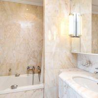 La Rousse ' « Villas del Sole » - 3 bedroom furnished apartment