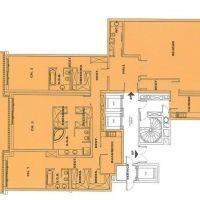 Fontvieille - Les Terrasses du Port - 4 pièces