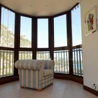 Parc Saint Roman - 3 ROOMS -high floor Sea view
