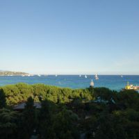 3 ROOMS - Sea view - Avenue PRINCESSE GRACE