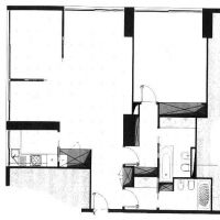 """GOLDEN SQUARE"" - 3 Rooms apartment - SUN TOWER"