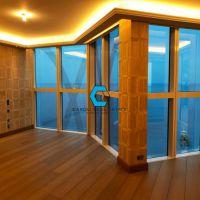 Luxury flat on high floor