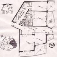 PATIO PALACE - 10 Pièces vue mer - Caves Parkings