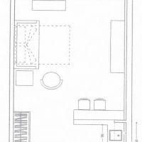 LE MANTEGNA - Studio - 3 500 € + charges