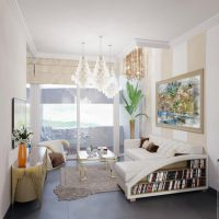 New built 2 room flat, sea views