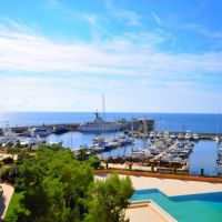 Beautiful apartment - Port of Cap d'Ail and sea views