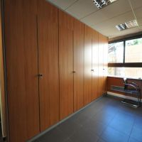 Large office, nice residence, parking spaces