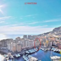 The Mantegna, 2 room flat in Fontvieille