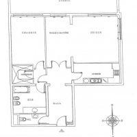 The Memmo Center, 2 rooom flat - Fontvieille