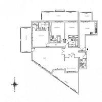 Le Memmo Center, 4/5 pièces - Fontivielle