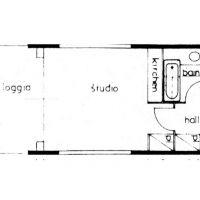 Superbe studio aux Floralies