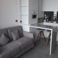 Magnifique studio entièrement rénové et meublé