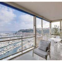 3P Rénové - Port de Monaco - Etage très élevé