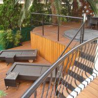 3 P avec superbe terrasse