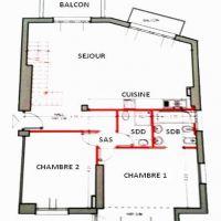 Duplex roof vue mer - Entièrement rénové