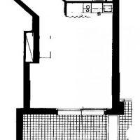 spacieux studio avec vue Parc Saint Roman