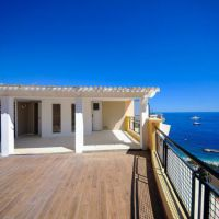 2 bedroom renovated penthouse near beache - Azur Eden - sea view