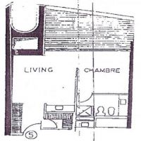 Mirabeau - Two rooms for rent