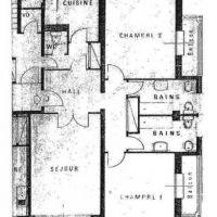 2 bedroom Apartment - Sardanapale - sea view - parking/cellar