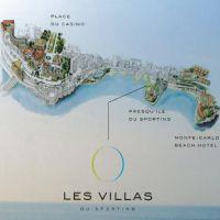 Unique villa à la location Monaco - La Pinède