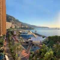 Avenue Princesse Grace Beautiful 3 Bedroom  Apartment with Sea View